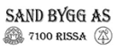 Sand Bygg AS logo