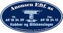 Anonsen Eftf AS logo