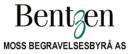 Bentzen Moss Begravelsesbyrå AS logo