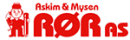 Askim & Mysen Rør AS logo