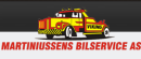 Martiniussens Bilservice AS logo