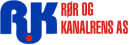 Rør og Kanalrens AS logo