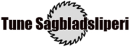 Tune Sagbladsliperi logo
