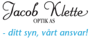Jacob Klette Optik AS logo
