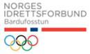 Bardufosstun Kurs- og Idrettssenter logo