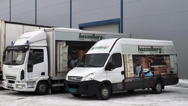 hasselberg transport as