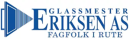 Glassmester Erling Eriksen AS logo