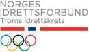 Troms Idrettskrets logo