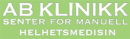 AB Klinikk Borgstrøm logo