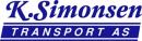 K Simonsen Transport AS logo