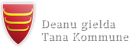 Deanu gielda / Tana kommune logo