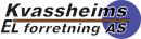 Kvassheims Elektriske Forretning A/S logo