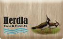 Herdla Ferie og Fritid AS logo