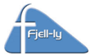 Fjell-ly leirsted logo