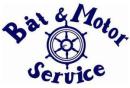 Båt og Motor Service AS logo