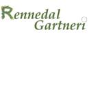 Rennedal Gartneri logo