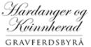 Hardanger og Kvinnherad Gravferdsbyrå AS logo