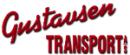 Gustavsens Transport AS logo