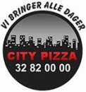 City Pizza Drammen logo