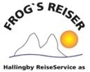 Hallingby Reiseservice AS logo