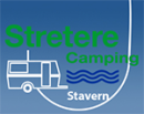 Stretere Camping logo