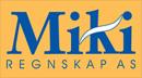 Miki Regnskap AS logo