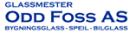 Glassmester Odd Foss AS logo