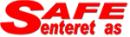 Safesenteret logo