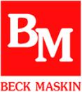 Beck Maskin AS logo