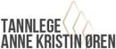 Tannlege Anne Kristin Karlsen Øren logo