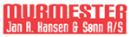 Murmester Jan R Hansen & Sønn AS logo