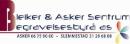 Bleiker & Asker Sentrum Begravelsesbyrå AS logo