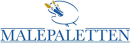 Malepaletten AS logo