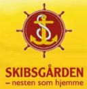 Skibsgården Senter logo