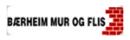 Bærheim Mur og Flis logo