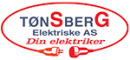 Tønsberg Elektriske AS logo