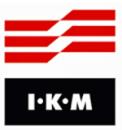 IKM Kran og Løfteteknikk AS logo