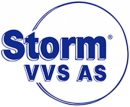 Storm VVS AS logo