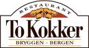 To kokker logo