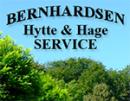 Bernhardsen Hytte & Hage Service logo