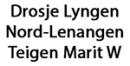 Drosje Lyngen Nord-Lenangen Teigen Marit W logo