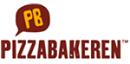 Pizzabakeren Ålgård logo