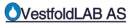VestfoldLAB AS logo