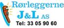 Rørleggerne J & L AS logo