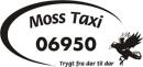 Moss Taxi AS logo