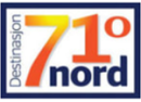 Destinasjon 71 Grader Nord AS logo