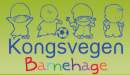 Kongsvegen Barnehage logo