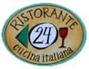 Ristorante 24 logo