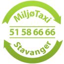 Miljøtaxi Stavanger AS logo