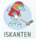 Iskanten ishall logo